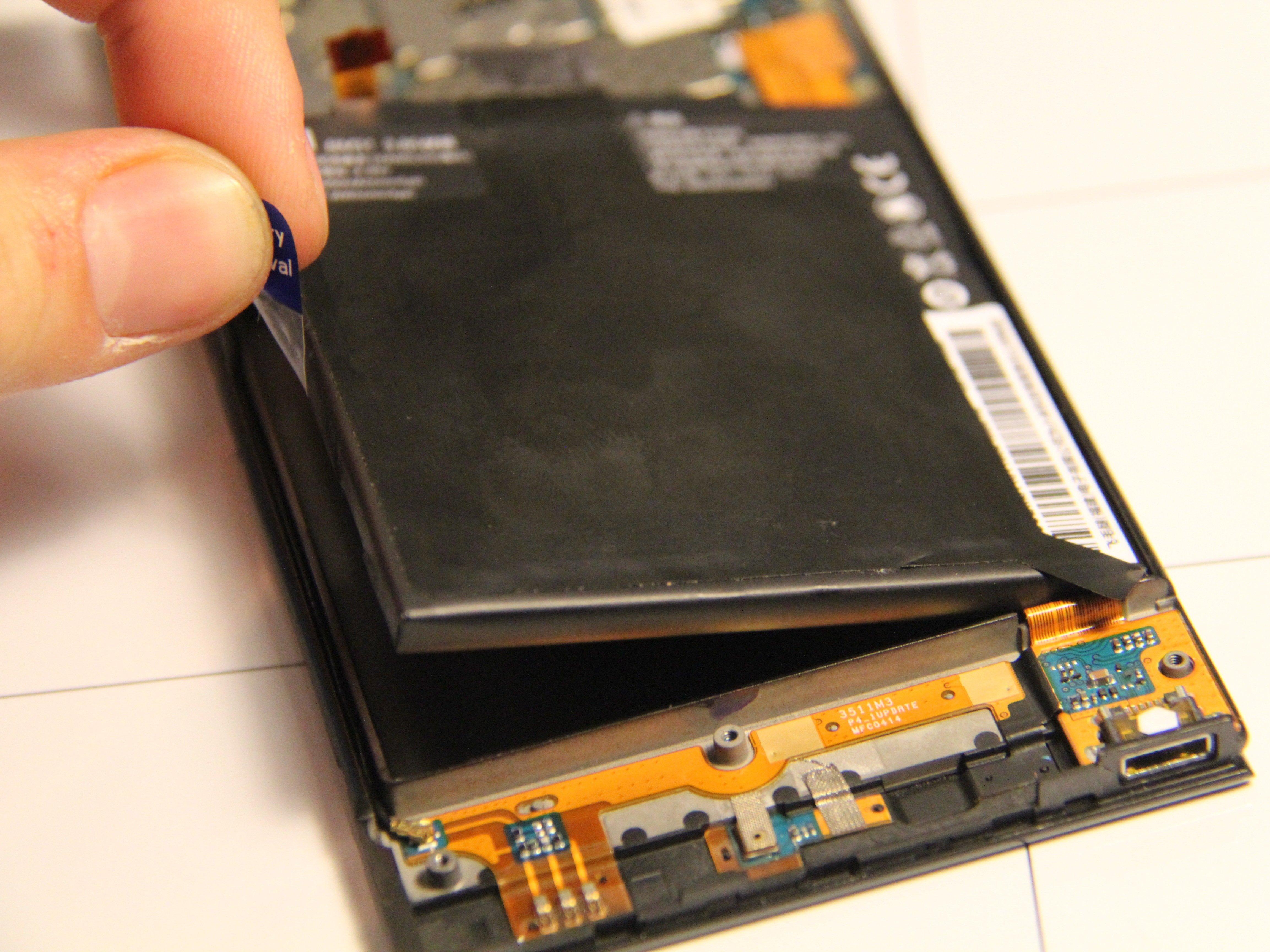 Xiaomi Mi 3 Battery Replacement - iFixit Repair Guide