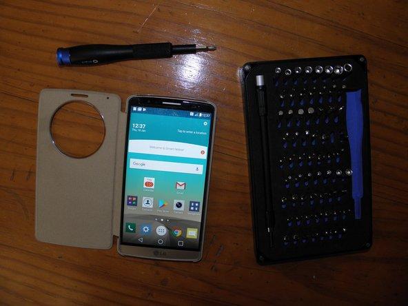 Fix LG G3