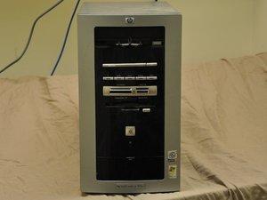 HP Media Center 876x