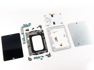 Samsung Galaxy Tab S3 Repairability Assessment