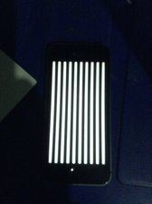vertical lines on iphone screen white vertical lines on screen iphone 5s ifixit 8059