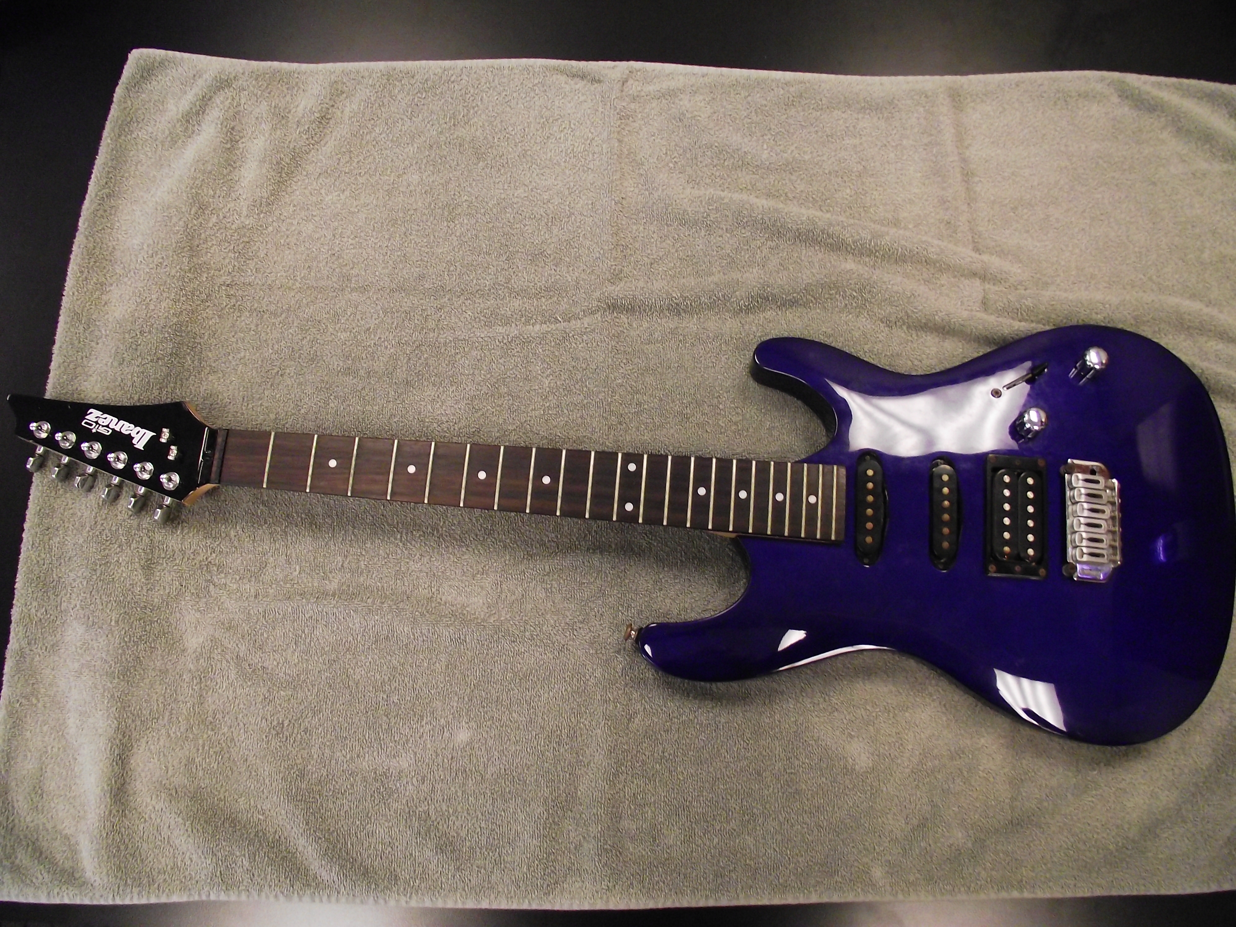 Ibanez Gsa60 Gio Electric Guitar Disassembly Ifixit Repair Guide Free Download Wiring Diagram
