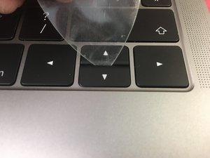 how to remove keys macbook pro 2011