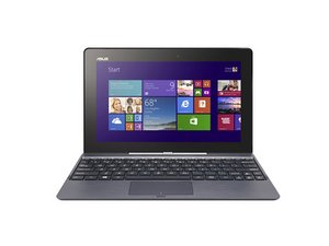 Réparation Asus Transformer Book T100TA