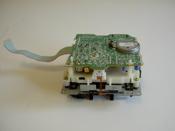 the Panasonic SA-PM17 Tape Player Unit Replacement