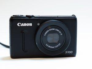Canon PowerShot S100 Repair