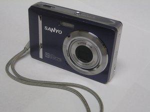 Sanyo VPC S1275 Repair