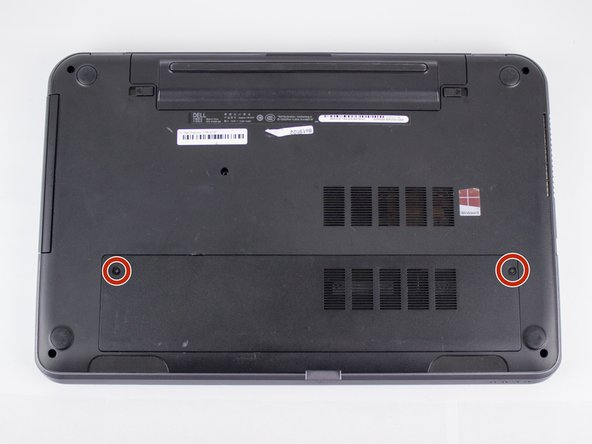 Dell Inspiron 17R-5737 Access Panel Replacement