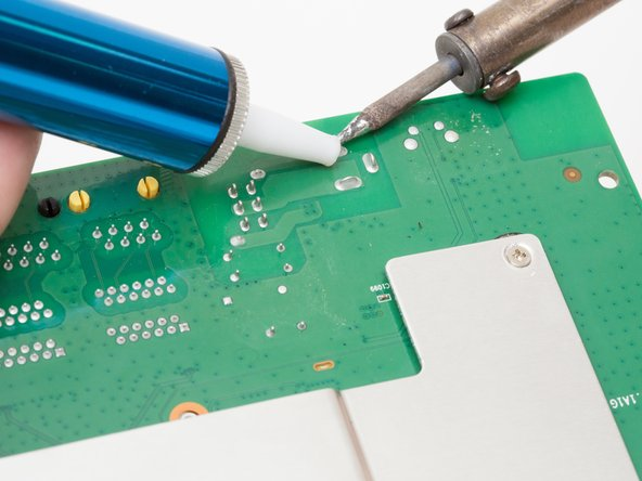 For more information, see this guide on desoldering