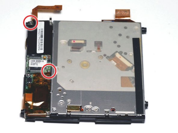 PowerBook G4 Titanium DVI Modem Replacement