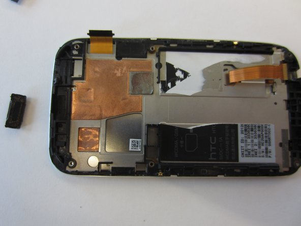 Make sure you don't lose the speaker, as it is very small and can stick to metal objects.