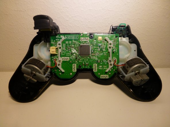 This will be the step where you teardown the controller not take it apart.