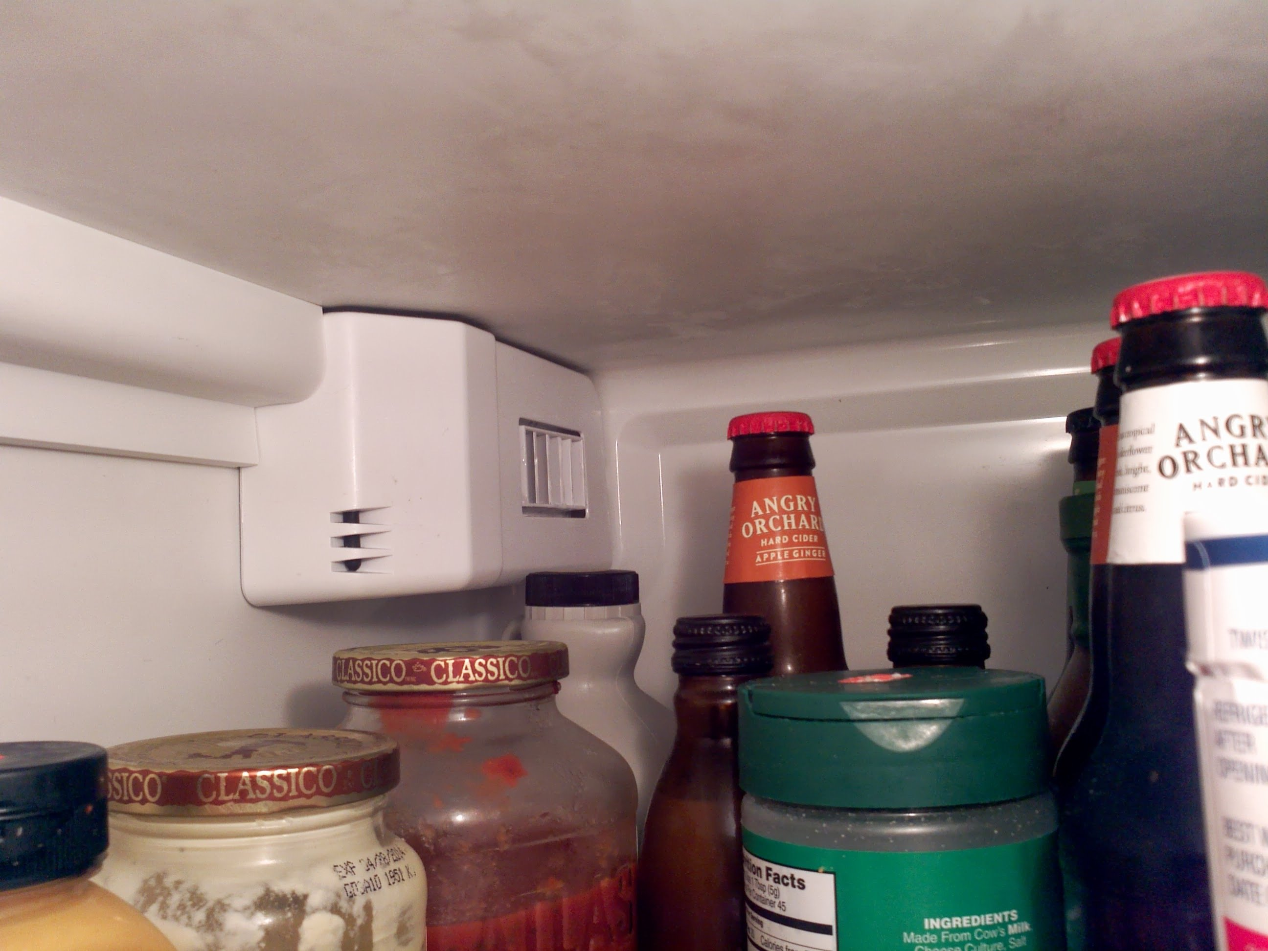 Repairing Side-by-side Refrigerator Diffuser - iFixit Repair Guide