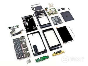 Motorola Droid 2 Teardown