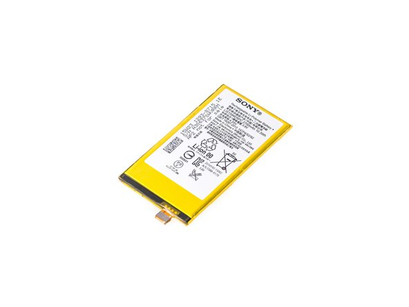 Sony Xperia Z5 Compact Battery Replacement