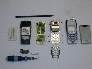 Nokia 8390 Troubleshooting