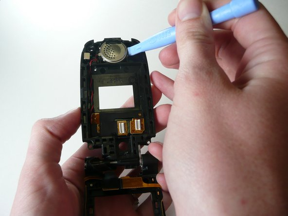 Sony Ericsson Z500a Speaker Replacement