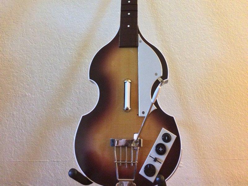 The Beatles Rock Band Hofner Bass Repair - iFixit
