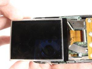 Remplacement de l'écran LCD du Nikon Coolpix S210