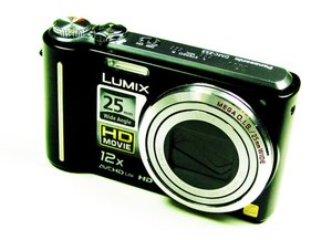 Panasonic Lumix DMC-ZS3 Repair