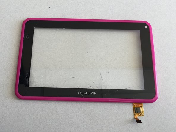 Visual Land Prestige 7L Screen Replacement