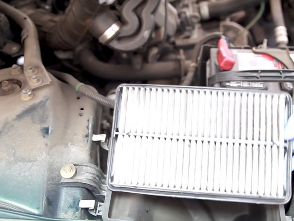 Great 1998 2002 Honda Accord Engine Air Filter Replacement