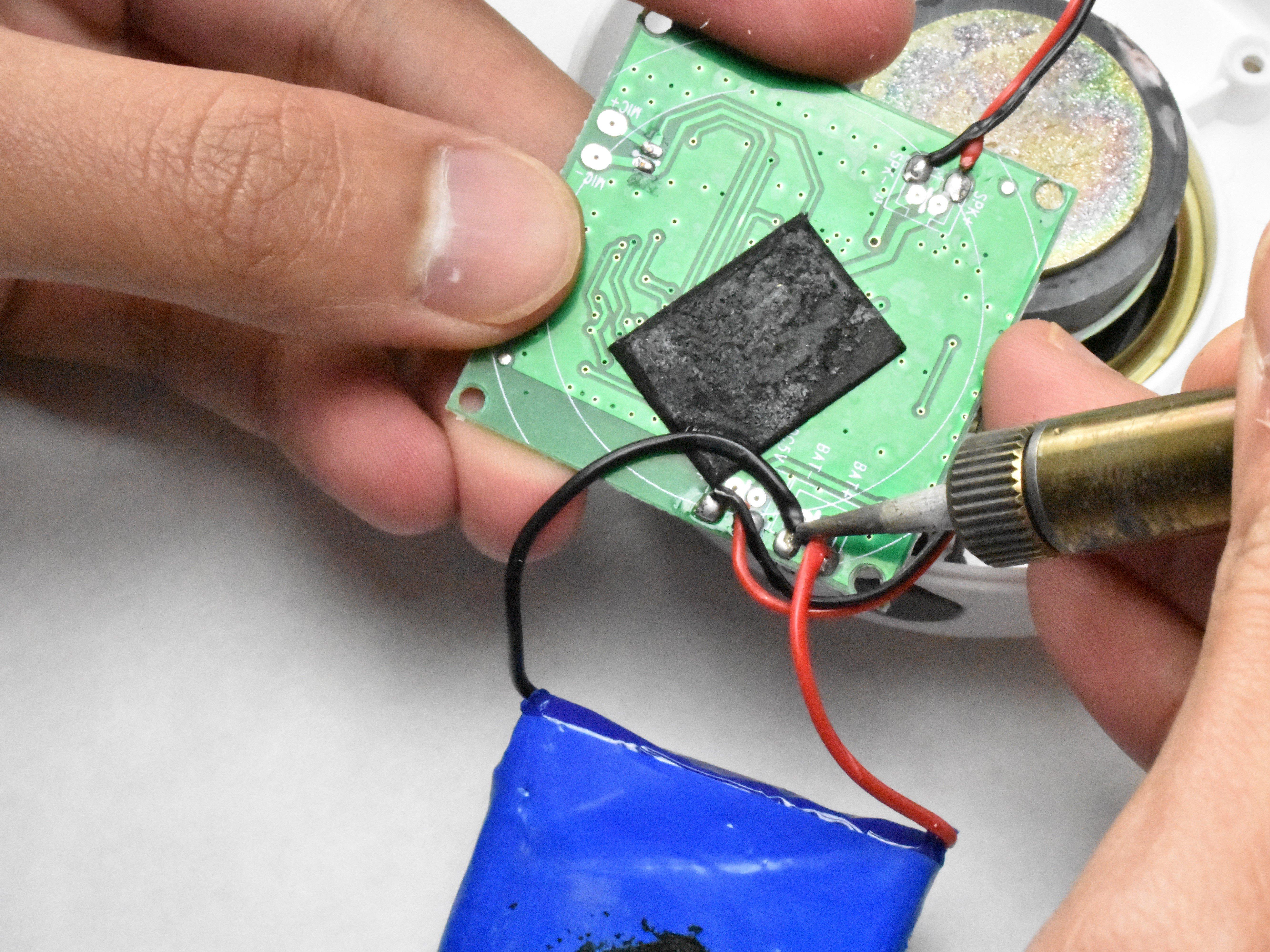 Showerdoordirect Shower Speaker Motherboard Replacement Ifixit Repair Guide