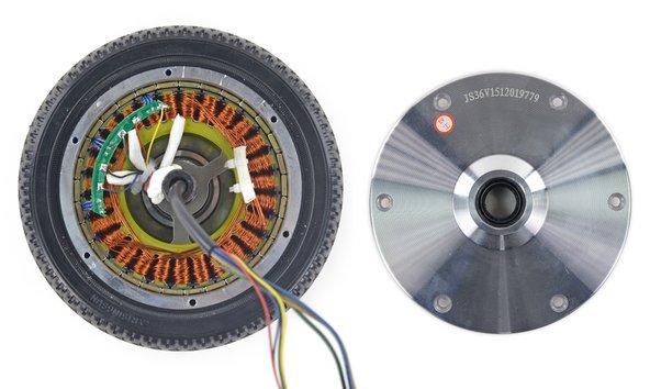 Swagway hoverboard wheel motor