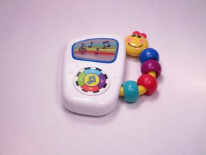 Baby Einstein Take Along Tunes Repair