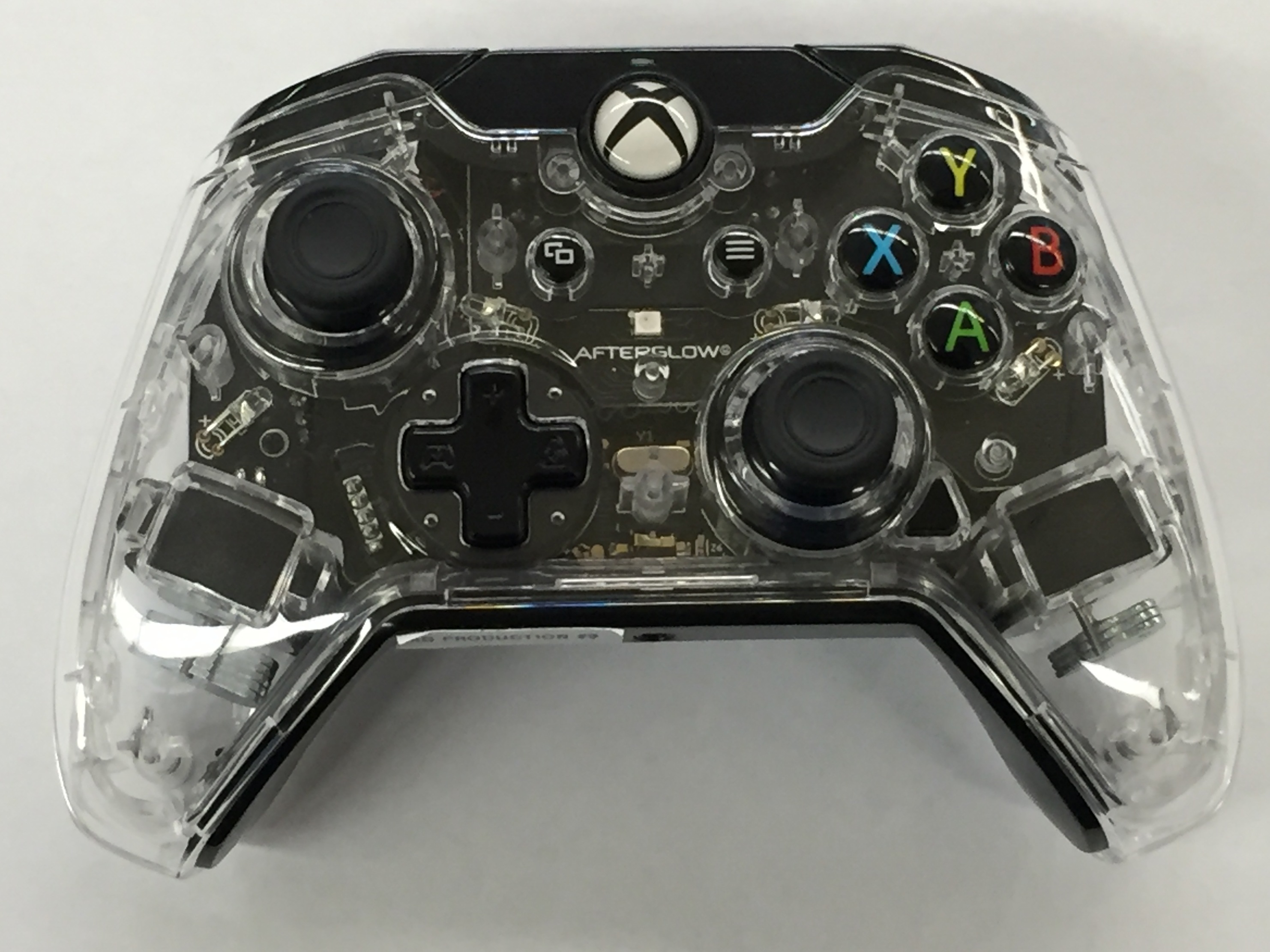 Afterglow Prismatic Wired Controller for Xbox One Teardown - iFixit