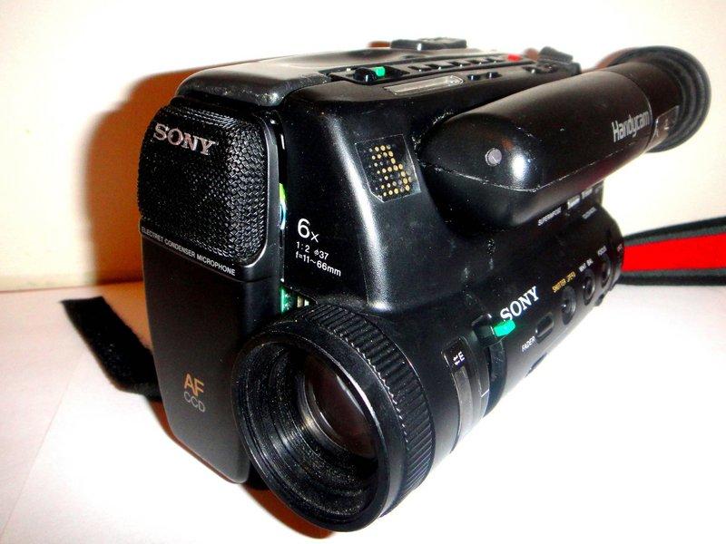 Sony Handycam CCD-TR5 Repair - iFixit