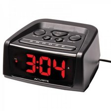 AcuRite Intelli-Time Alarm Clock Troubleshooting