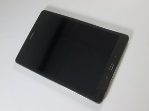 My tablet will not turn on or charge - Samsung Galaxy Tab A