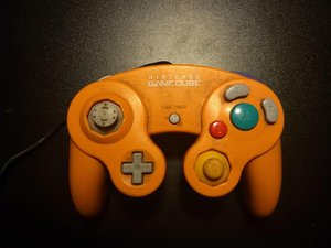Nintendo GameCube Controller (Official) Teardown
