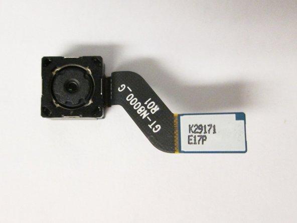5 MP Back Camera for Samsung Galaxy Note 10.1 2012 Main Image