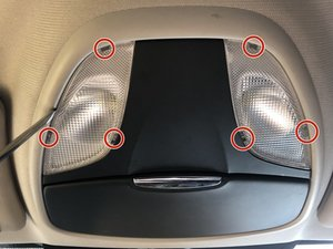 LED Dome Lights