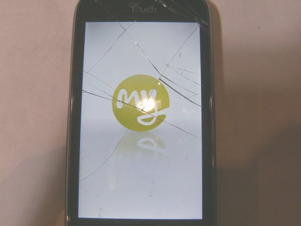 HTC MyTouch 4G Digitizer Replacement