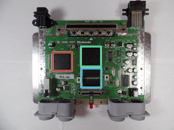 Nintendo CPU-NUS-A