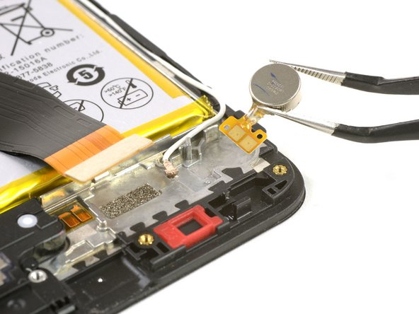 Nexus 6P Vibration Motor Replacement