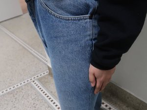 How to Make Jeans Fitted