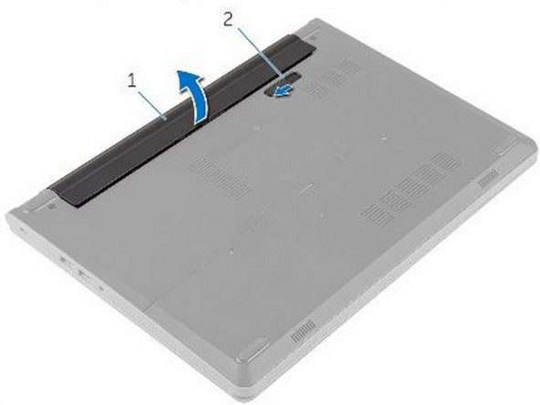 Dell Inspiron 14 3459 Battery Replacement