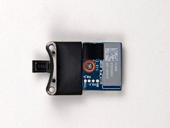 """MacBook Pro 15"""" Unibody Mitte 2009 Bluetooth-Karte austauschen"""