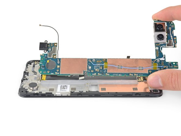 Google Pixel 4a 5G Motherboard Replacement