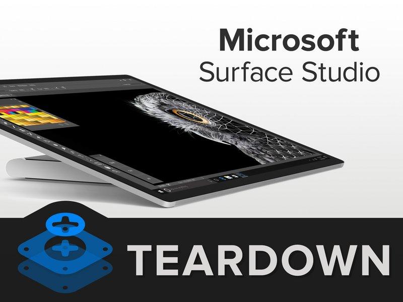 Заглянем внутрь моноблока Microsoft Surface Studio