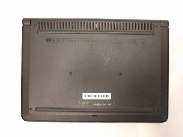 Dell Chromebook 11-3120 Back Panel Replacement