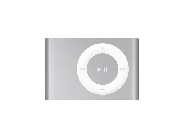 ipod shuffle 2nd generation repair ifixit. Black Bedroom Furniture Sets. Home Design Ideas
