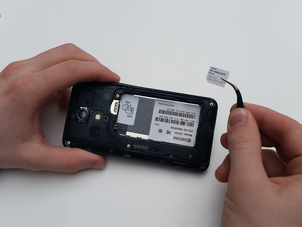 Kyocera Hydro Vibe SIM Card Replacement