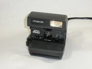 Polaroid One-Step 600 Repair
