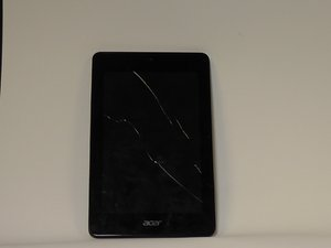 Acer Iconia One 7 Troubleshooting