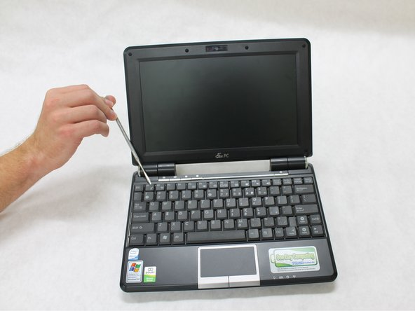 Asus Eee PC 1000HA Keyboard Replacement